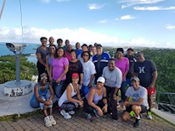 Walking Club of Bermuda